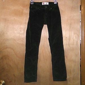 Corduroy Levi's pants size 10reg